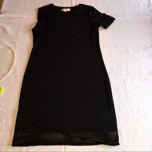 "Michael Kors Small Black ""Basics"" Dress"